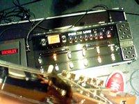 POD X3 Live と Bad Horsie