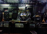 LIVE GATE のステージ
