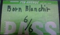 6月6日 7th Avenue のパス