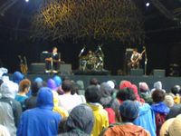 Jeff Lang - FUJI ROCK '09