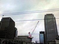 東京駅の天気 2009/7/24