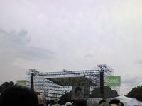 WORLD HAPPINESS 2009の空模様