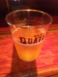 Quattroのビール 100224 Jeff Lang