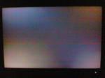 W241DG のバックライトの斑